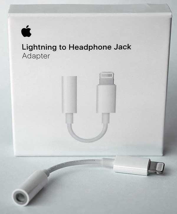 جک 3.5 میلیمتری ایفون