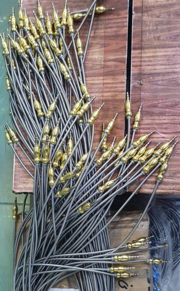 کابل AUX فلزی