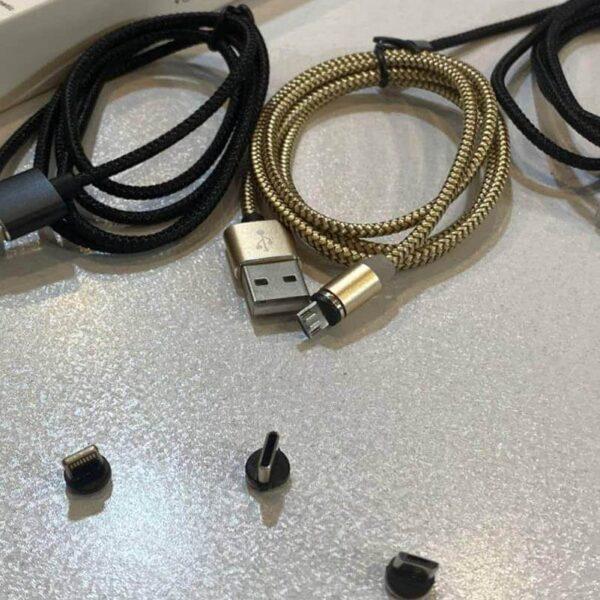 کابل شارژ مگنتی