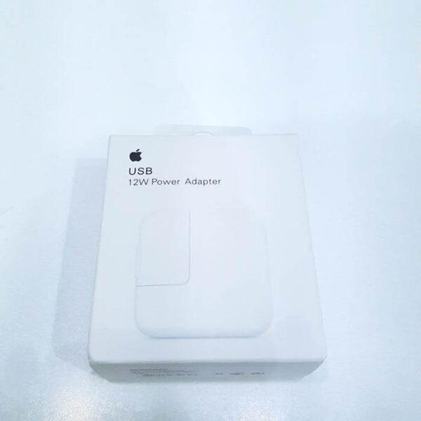 شارژر 12 وات اپل